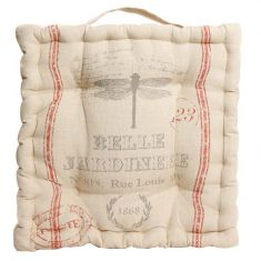 Belle Jardinere Country Style Seat Pad