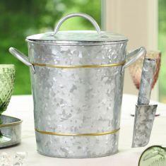 Gold & Zinc Barware Collection