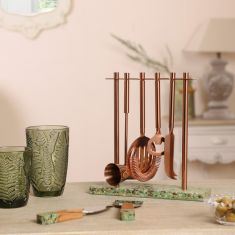 Earthy Entertaining Woodland Barware Collection