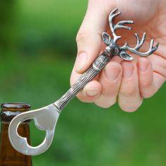 Stag Head Bottle Opener