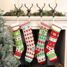 Cosy Christmas Knitted Collection