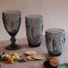 Grey Elephant Glassware