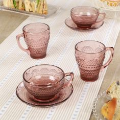 Vintage Blush Afternoon Tea Collection
