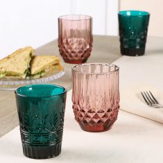 Art Deco Drinking Tumbler Collection