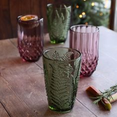 Set of Four Home Bar Cocktail Tumblers