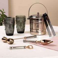 Copper Entertaining Barware