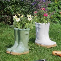 Children's 'Grow Your Own' Welly Planters