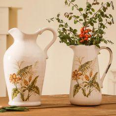 Floral Bouquet Large Ceramic Flower Vases