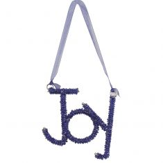 Blue Joy Tree Decoration