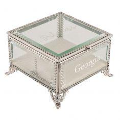 Personalised Princess Jewellery Box