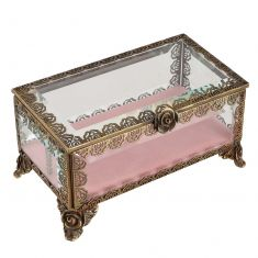 Liberty Blush Jewellery Box
