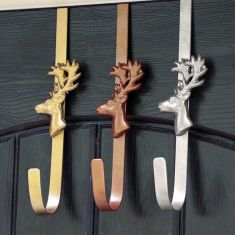 Reindeer Christmas Wreath Hangers
