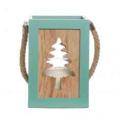 Country Living Fresh Mint Garden Lantern