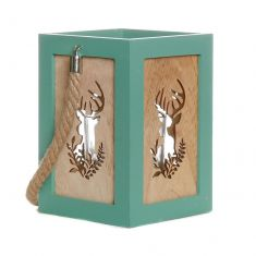 Country Living Stag Garden Lantern