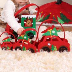 Deck the Halls Children's Character Christmas