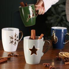 Festive Mug Collection