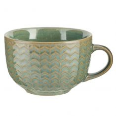 Wythe Ocean Green Large Mug