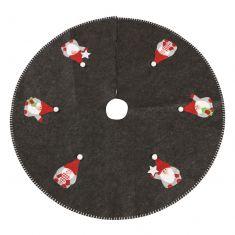 Nordic Style Gnome Christmas Tree Skirt