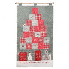 White Christmas Family Advent Calendar
