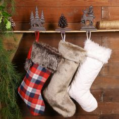 Chalet Retreat Christmas Stockings