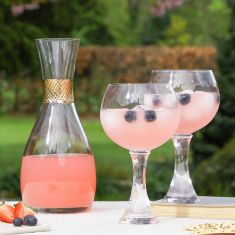 Summer Cocktail Glassware Collection