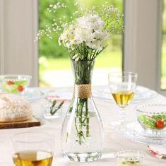 Personalised May Birth Flower Vase