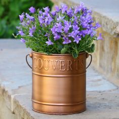 Copper Country Style Planter