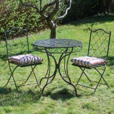 Ornate 3 Piece Garden Dining Set