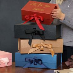 Luxury Personalised Gift Boxes