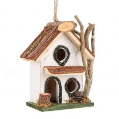 Alice White Two Storey Bird House
