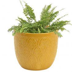 Summer Sun Botanical Plant Pot