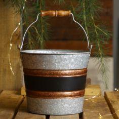 Gardener's Potting Shed Bucket Christmas Gift