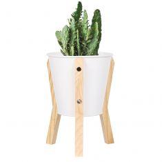 Scandi Style Footed Tripod Planter