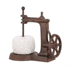 Vintage Sewing Machine String Dispenser