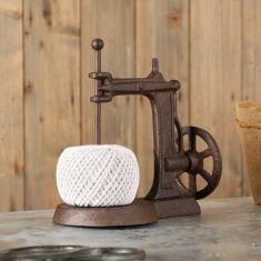 Vintage Sewing Machine String Dispenser