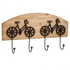 Wall Mounted Bicycle Multi Hook Board