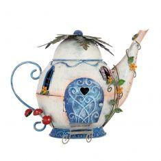 Decorative Tea Pot House Fairy Garden Decoration