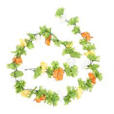 Summer Hues Floral Garland