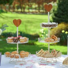 Country Heart Afternoon Tea Collection