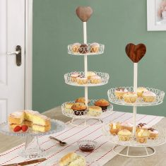 Country Cake Stand Collection