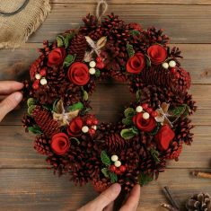 Everlasting Hand Made Wreath Collection