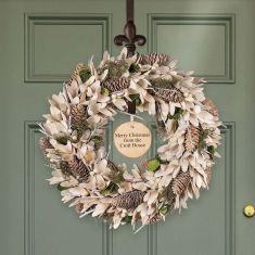 Personalised Islington Wreath 16