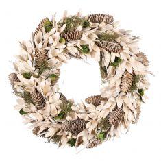 Summer Wren Wreath