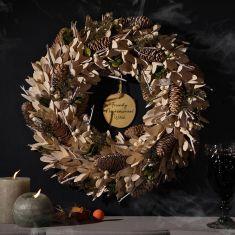 Skeleton of a Wreath 16