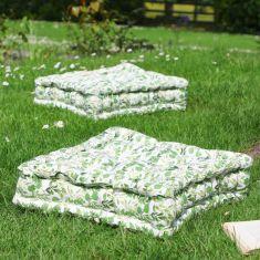 Set of 2 Botanical Garden Box Cushions