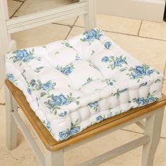 Set of 2 Heritage Bloom Cushion Seat Pads