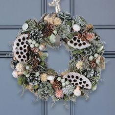 Woodland Forager Wreath Collection