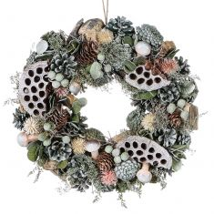 Spring Forest Forager Wreath 14