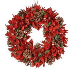 Festive Firecracker Wreath 14