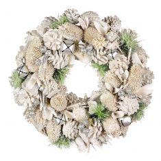 Silver Bells Wreath 14